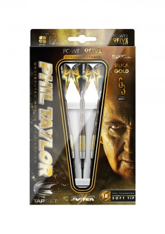 Target Phil Taylor POWER 9FIVE 18G G3 E-Dart-Set