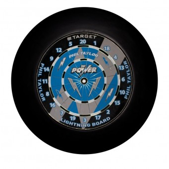 Target Phil Taylor Family Dartscheibe inkl. Surround