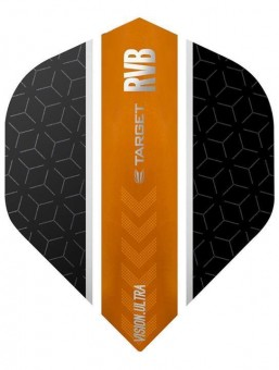 Target RVB VISION ULTRA B/ORANGE STRIPE NO2 Flight