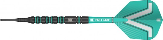 Target Rob Cross 80% Black Softdarts