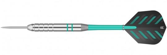 Target Rob Cross Silver Voltage Steel-Dartset 24g