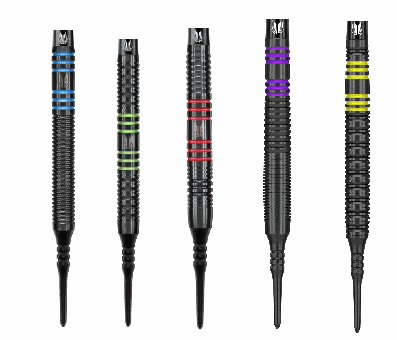 Target VAPOR8 BLACK Softdarts