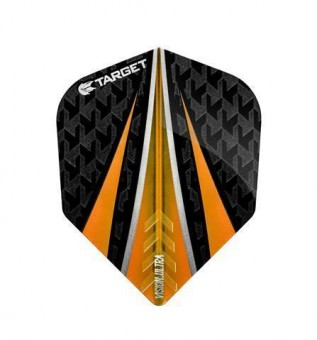 Target VISION ULTRA ORANGE 3 FIN NO6 Flight