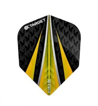 Target VISION ULTRA YELLOW 3 FIN NO6 Flight
