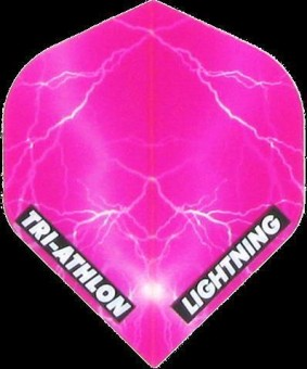 Triathlon Lightning Flight Clear Pink