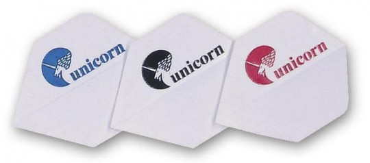 Unicorn Flight Logo Polyflite schwarz