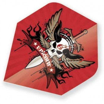 Unicorn Flight Skull and Dagger