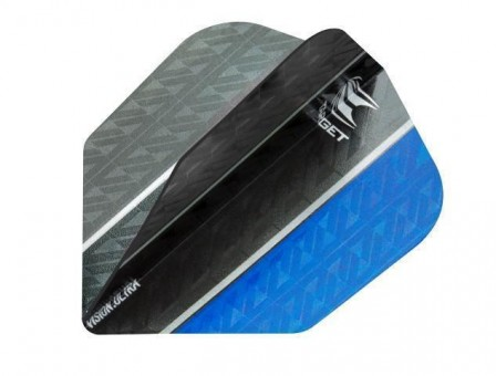 Target VISION ULTRA BLUE VAPOR 8 BLACK NO6 Flight