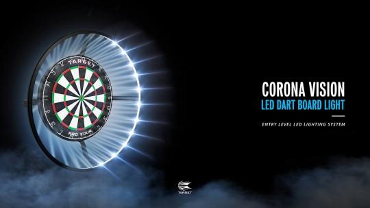 Target Corona Vision 360 Dartboard Lighting System
