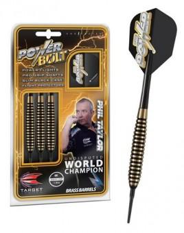 Target Phil Taylor Power Bolt Softdarts 18g