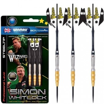 Winmau Simon Whitlock Gold 2017 Darts 24g