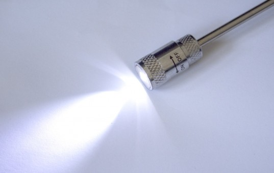 Teleskop magnet kugelheber light mit led lampe