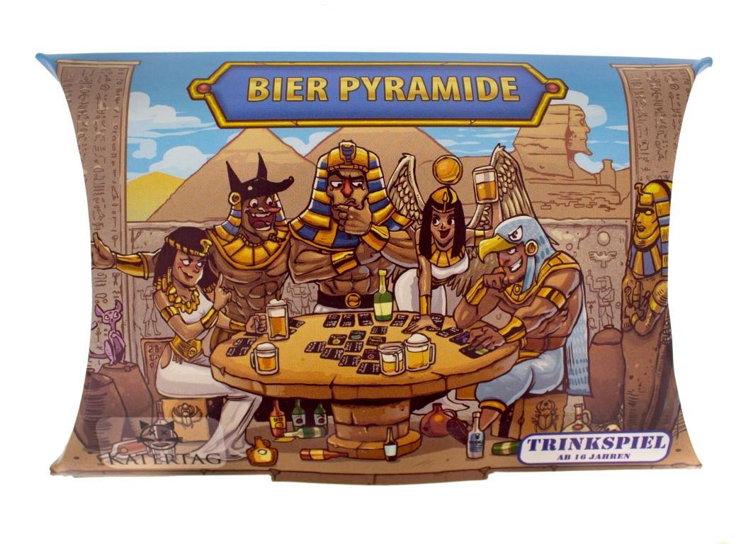 Pyramide Trinkspiel