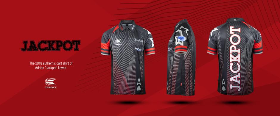 Adrian Lewis Shirts 2018