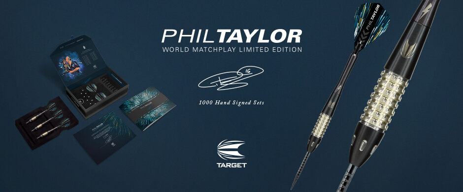 Phil Taylor Matchplay Banner