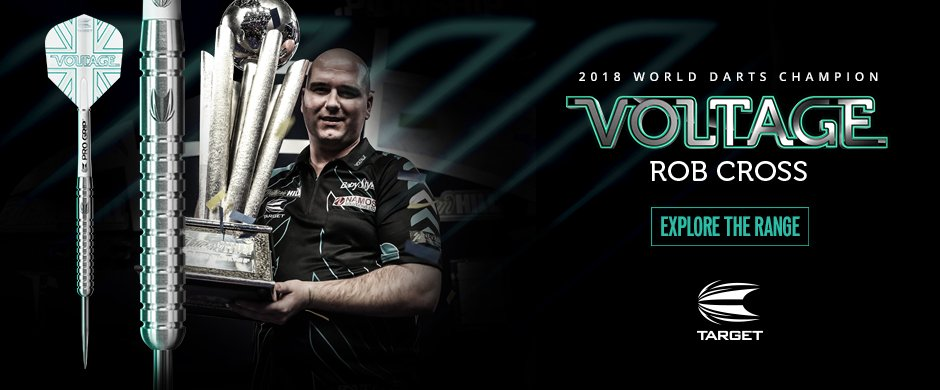 Rob Cross WC Banner